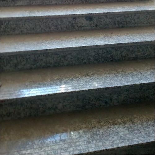 Stairs Black Floor Marble
