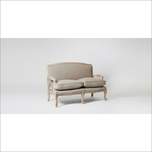 2 Seater Fully Cover Sofa Set