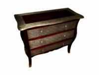 3 Drawer Side Board