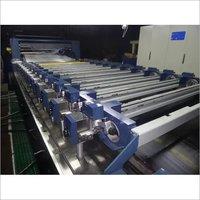 Open Type Rotary Screen Printing Machine