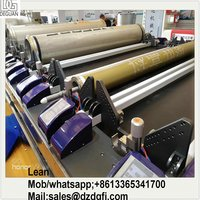 12 Colors Open Type Rotary Screen Printing Machine