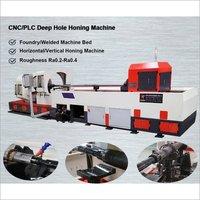PLC control  deep hole  honing machine