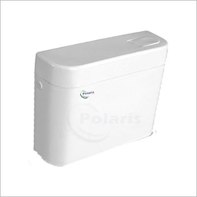 Flush Tank Side top push (Plastic Toilet Cistern) - Deluxe