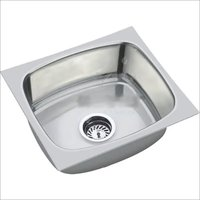 Single Bowl Oval Sink
