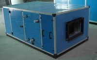 Double/Single Skin Floor Mounted Air Handling Unit