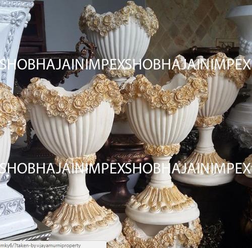 British Wedding Flower Pot
