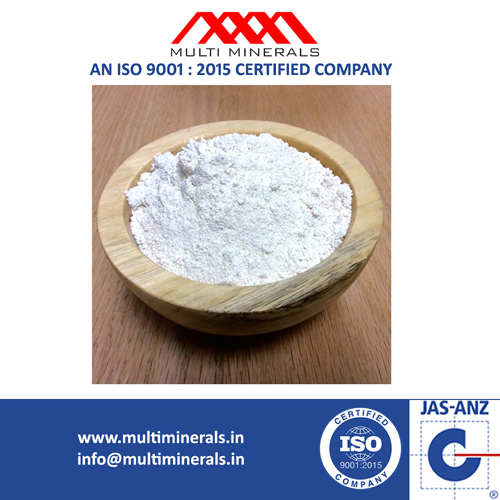 Kaolin Powder for Pharmaceutical Manufacturing
