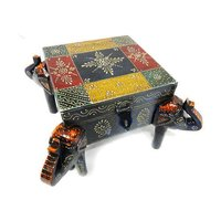 Wooden Handicraft Box