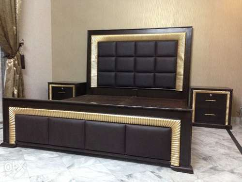 Model Bed With Box Plywood