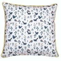 Digital printed Birds Design cushion cover