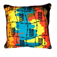 Digital Printed Multi Colors Cushion Cover