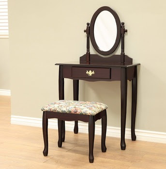 Antique Dressing Table Wooden