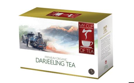 Pure Organic Darjeeling Tea