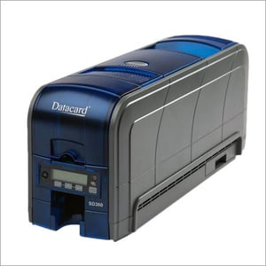 Two Sided Card Printer