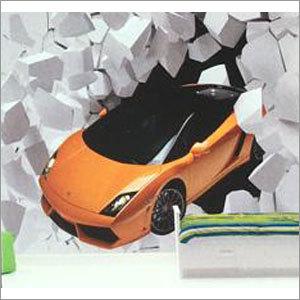 Customize 3D Wallpaper