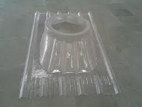 Polycarbonate Base Plate For Turbo Air Ventilator