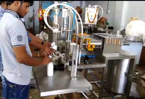 Semi Automatic Liquid Packaging Machine