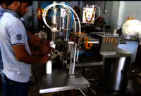 Semi Automatic Liquid Packaging Machine