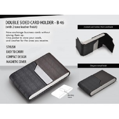 PROMOTIONAL CARD HOLDER