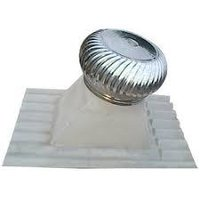 Turbo Air Ventilator Fan with FRP Base Plate