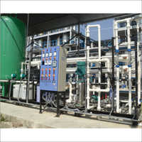 Recycling RO System