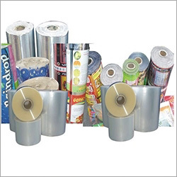 Printed laminated Rolls