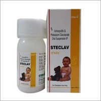 Amoxycillin Clavulanic Acid Oral Suspension
