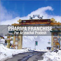 Pharma Franchise For Arunachal Pradesh