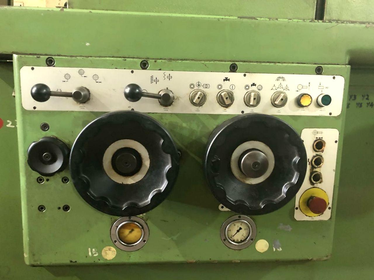 Rieshauer NZA Gear grinder