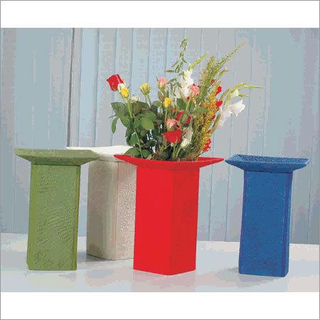 Paper Flower Pots