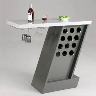 Modern Mini Bar Table