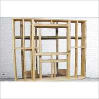 Wooden Door & Window frames