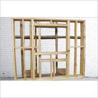 Wooden Door & Window frames