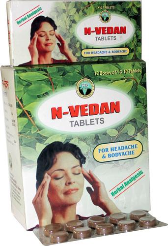 N-vedan Tablets