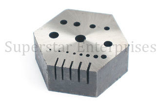 Hexagon Mini Steel Anvil