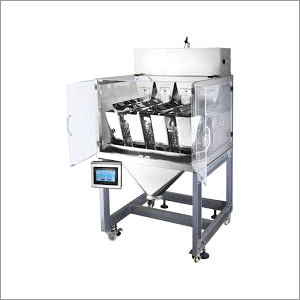 4 Head Linear Weighing Packing Machine