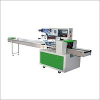 Horizontal Flow Wrap Pillo Pack Packaging Machine