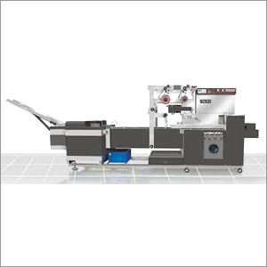 One Edge Cream Biscuit Packaging Machine