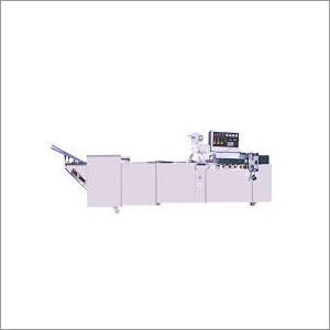 Biscuit Packaging Machine