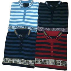 Mens Knitted Tshirt