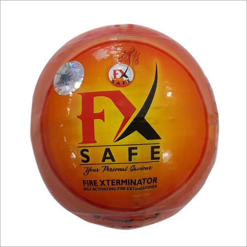 Fire Exterminator Ball