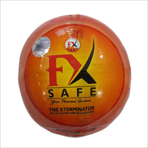 Fire Exterminator Fire Extinguisher Ball