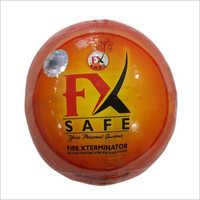 Fire Exterminator Fire Extinguisher Ball