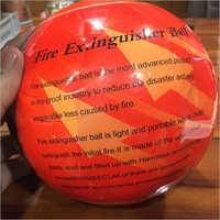 Industrial Fire Extinguisher Ball