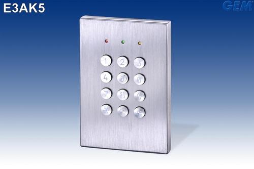 Access Control Bluetooth Keypad E3AK5