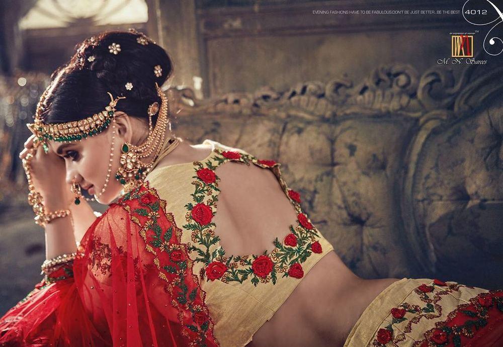 Heavy designer bridal lehenga choli