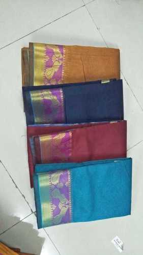Chenderi Cotton Sarees
