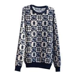 Mens Printed Sweater