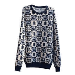 Mens Printed Sweater