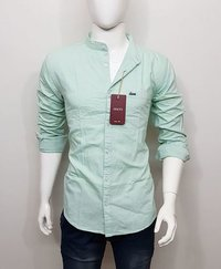 Pure Cotton Ready made Shirt